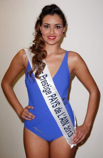 Gabrielle Cotton, Miss Prestige Pays de L'Ain 2013