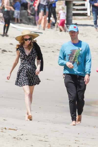 Chris Martin a jeté son dévolu sur l'actrice Annabelle Wallis.