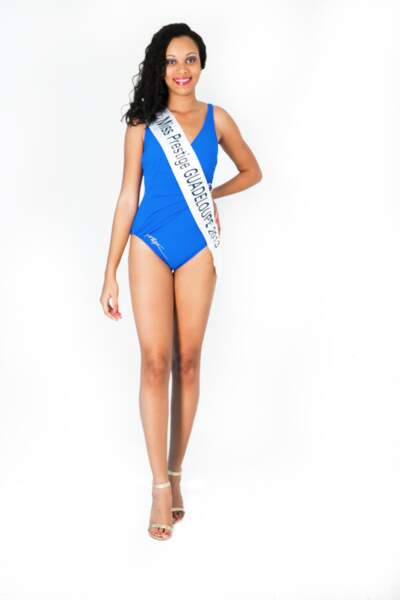Melissa Anne-Marie, Miss Prestige Guadeloupe 2013