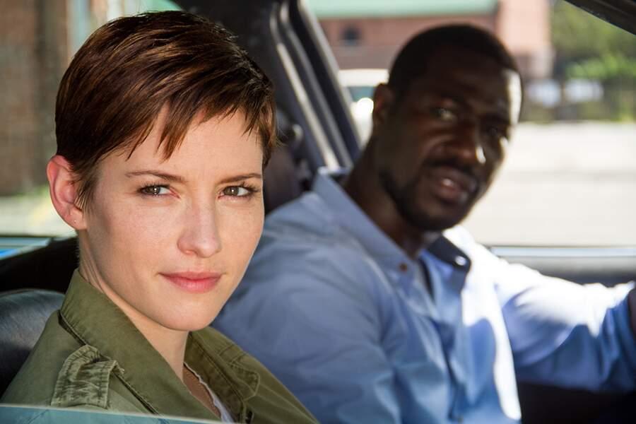 Elle décroche le premier rôle de Taxi Brooklyn et incarne la sœur de l'héroïne dans la série SuperGirl