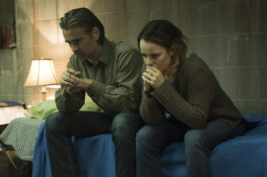 L'occasion de découvrir de nouveaux d'enquêteurs : Colin Farrell et Rachel McAdams
