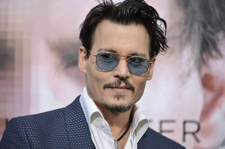 2. Johnny Depp avec Transcendance