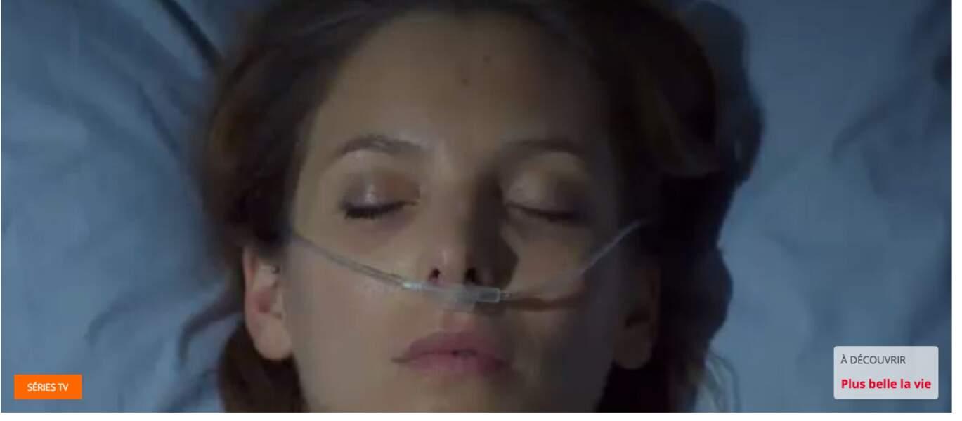 Octobre : en cherchant à innocenter Djawad, Estelle met sa santé en danger