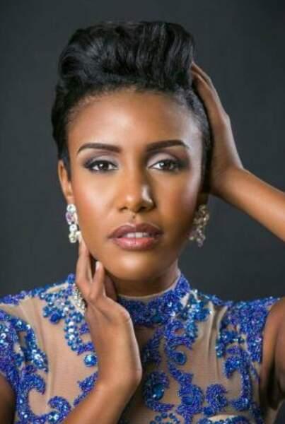 Miss Îles Caïmans, Monyque Roshel BROOKS