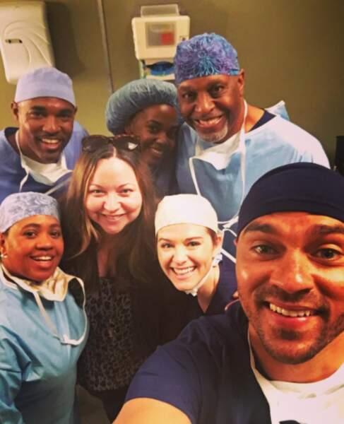 Le casting de Grey's Anatomy a terminé une grosse année de tournage et s'apprête à prendre des vacances méritées
