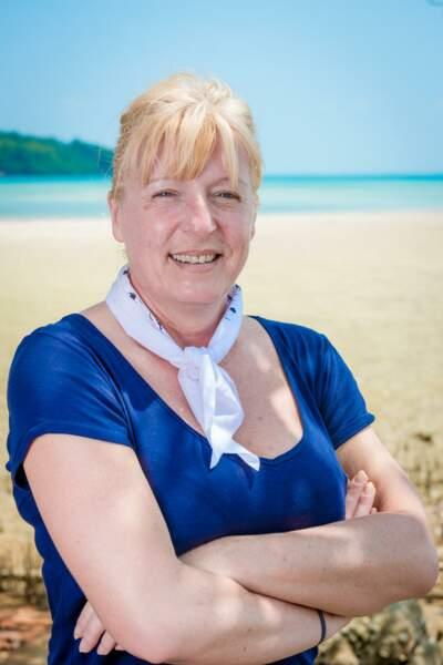Sophie, candidate de Koh-Lanta : l'île au trésor