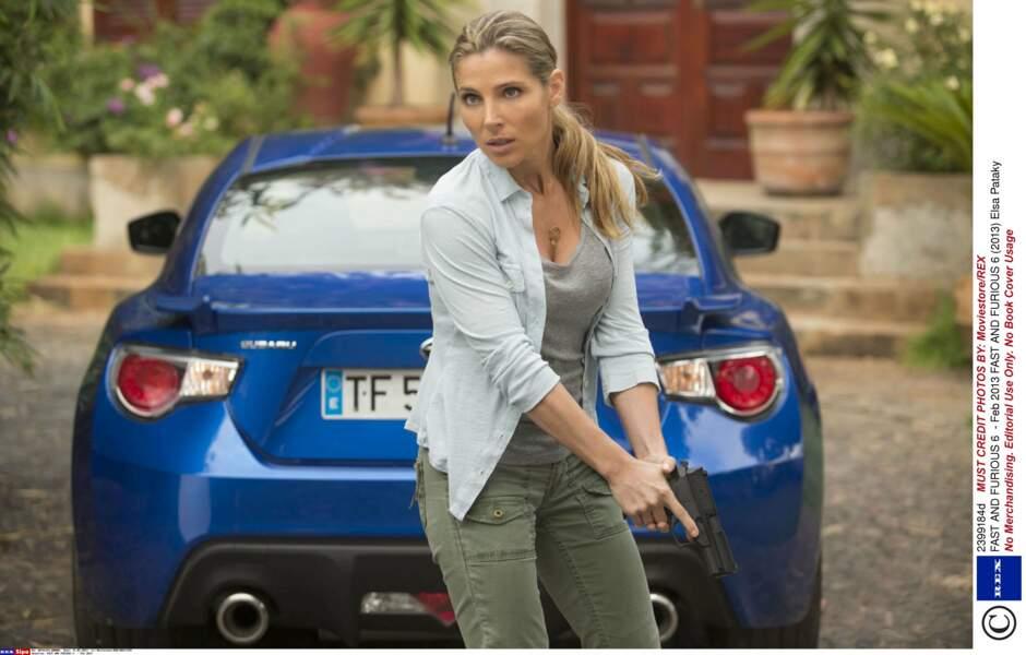 ... Simplement les cheveux un peu éclaircis et un look plus décontracté dans Fast & Furious 6 !