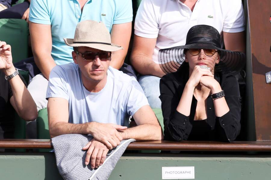 Emmanuel de Brantes et Hea Deville ont aussi sorti leur plus beau chapeau
