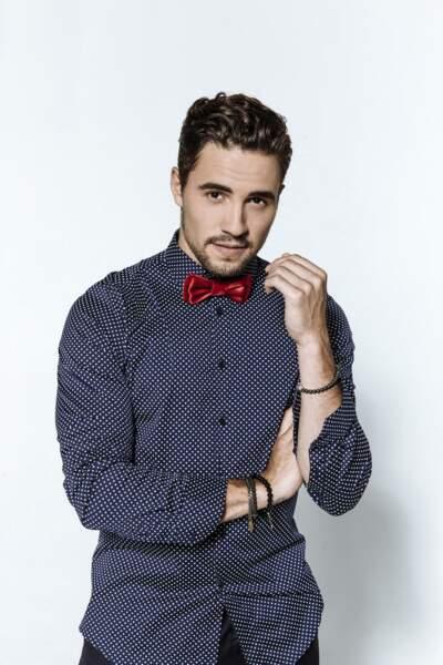 Olivier Dion, candidat de Danse avec les Stars 6