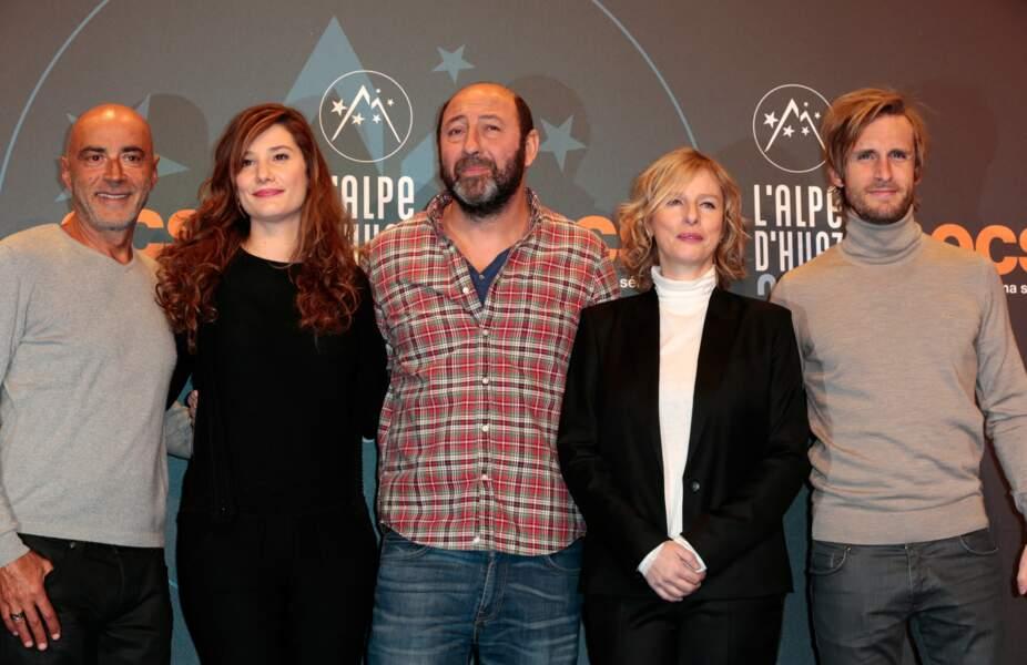 Le Festival international du film de comédie de l'Alpe d'Huez est ouvert !