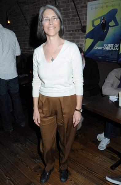 Carol Potter à New York le 24 mars 2009