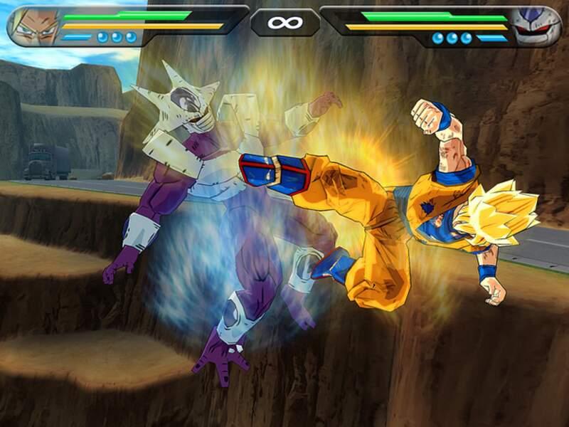 Dragon Ball Z: Budokai Tenkaichi (2005 - PlayStation 2)