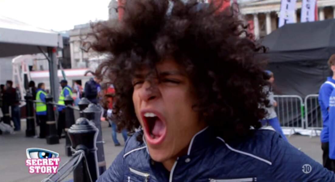 Il y a Jamel... Et il y a ses cheveux... Enfin... sa crinière.