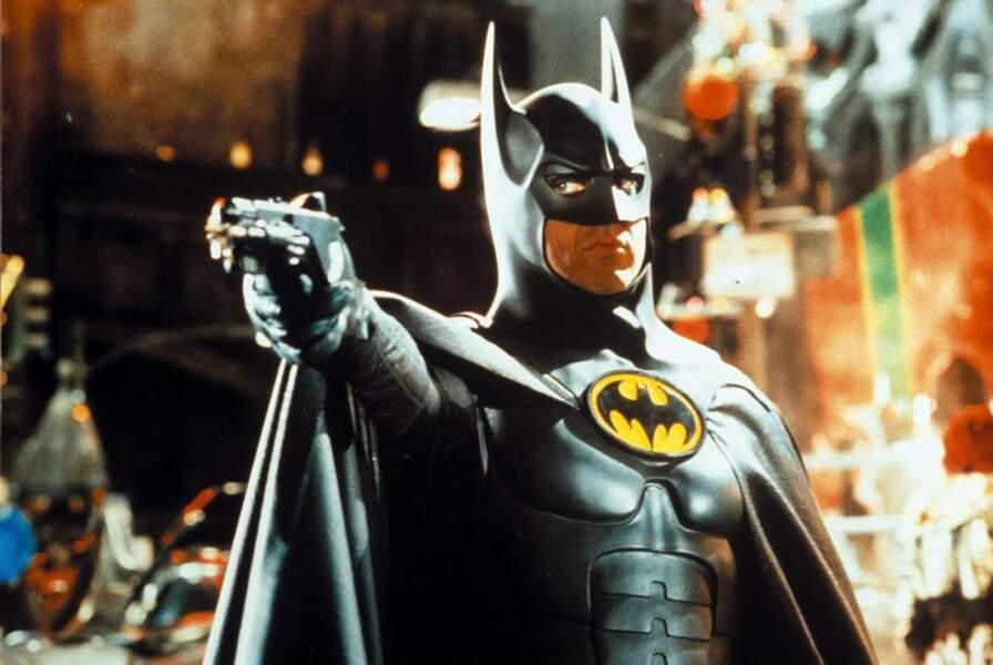 Avec Tim Burton, l'univers de Batman devient un peu plus excentrique.