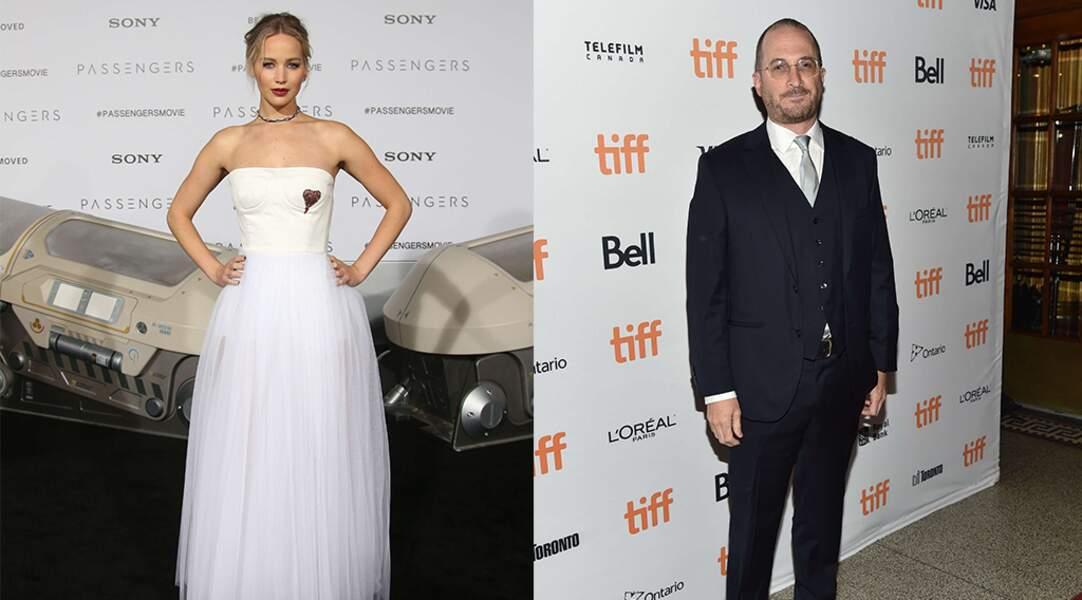 Jennifer Lawrence a un nouveau boyfriend : le réalisateur Darren Aronofsky.