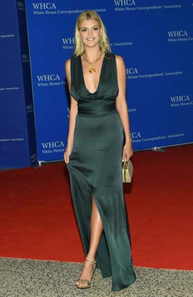 L'ex de DiCaprio, Kelly Rohrbach. Future vedette du film Alerte à Malibu