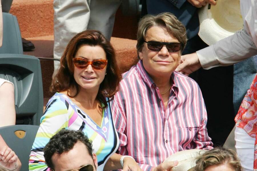 Mariés depuis 1987, Dominique et Bernard ont eu deux enfants ensemble