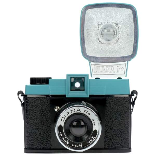 Fan de photo et de vintage ? Craquez pour cet appareil photo Lomography Diana F+