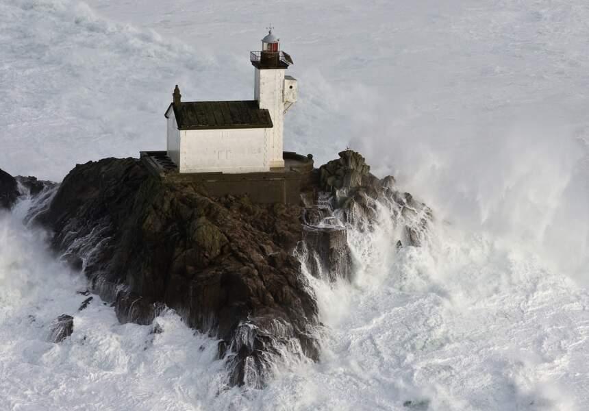 Le phare de Tévennec, Bretagne