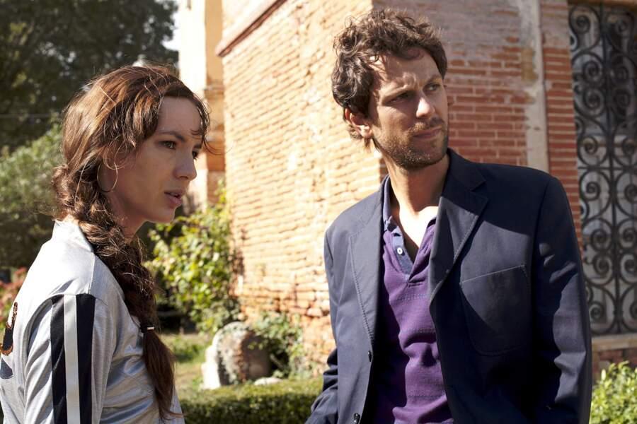 """La jeune femme a aussi tourné dans """"Un beau dimanche"""" en 2013..."""