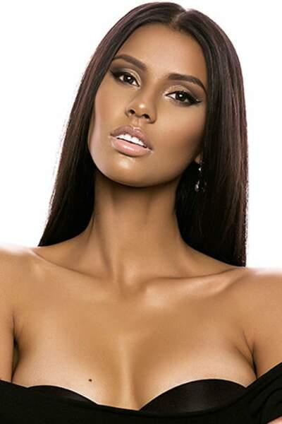 Tamaryn Green, Miss Afrique du Sud