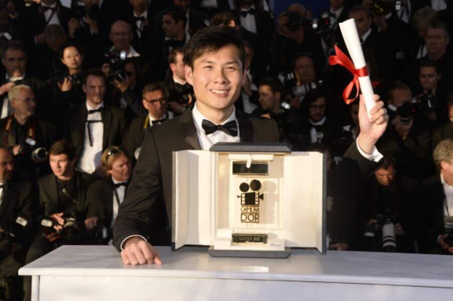 Anthony Chen, gagnant de la Caméra d'Or