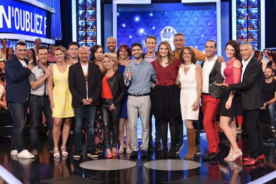 Les 16 plus grands Maestros de N'oubliez pas les paroles vont s'affronter pendant 15 jours sur France 2 !