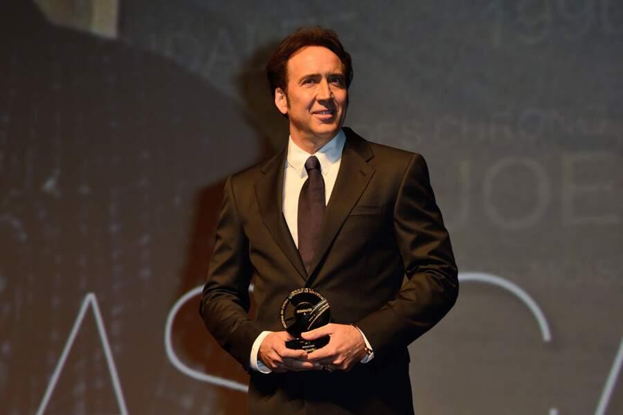 Nicolas Cage honoré