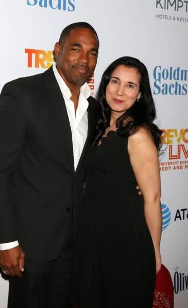 Jason George a épousé en 1999 Vandana Khanna, un écrivain. Ils ont trois enfants.