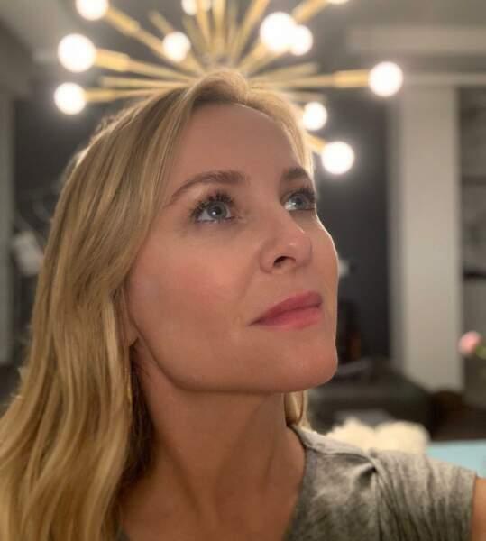 Et voici l'ancienne actrice de Grey's Anatomy avec un maquillage discret