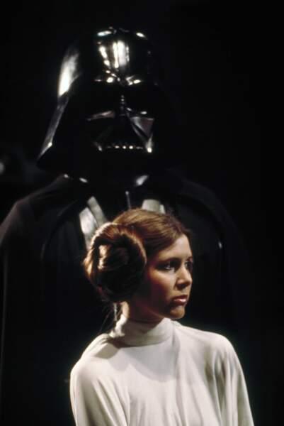 La Princesse Leia Organa : le rôle d'une vie (Un nouvel espoir, 1977)