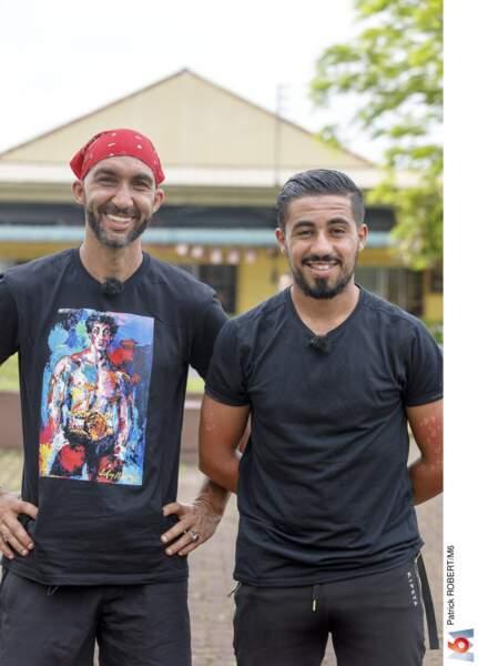 Medhi (42 ans) et Oussama (30 ans) : les amis d'enfance
