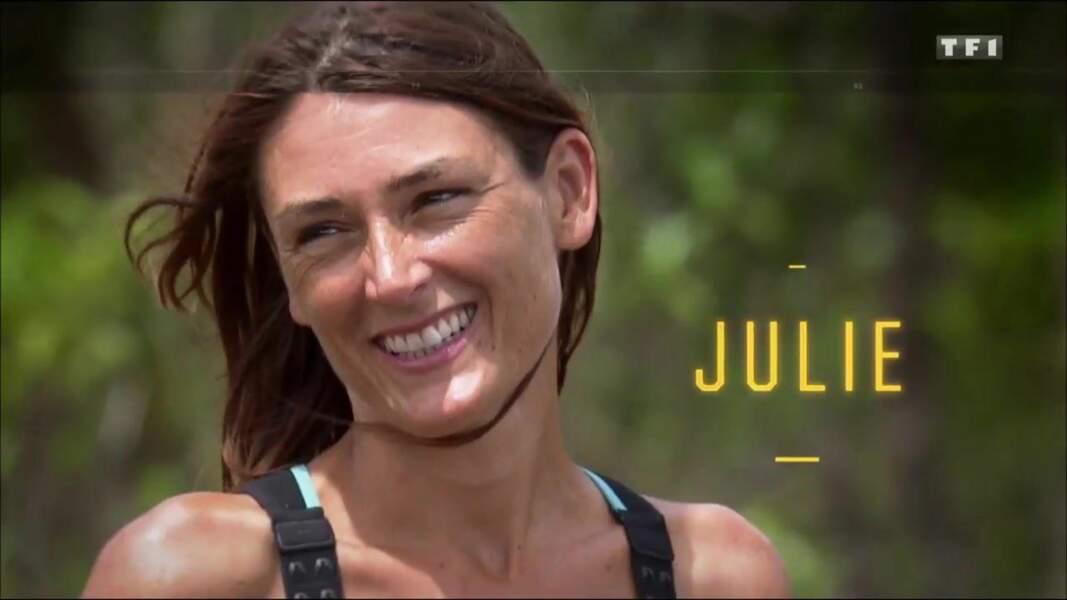 Julie (Koh-Lanta, l'île au trésor, 2016)