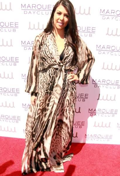 Kourtney Kardashian (Las Vegas, 2015)