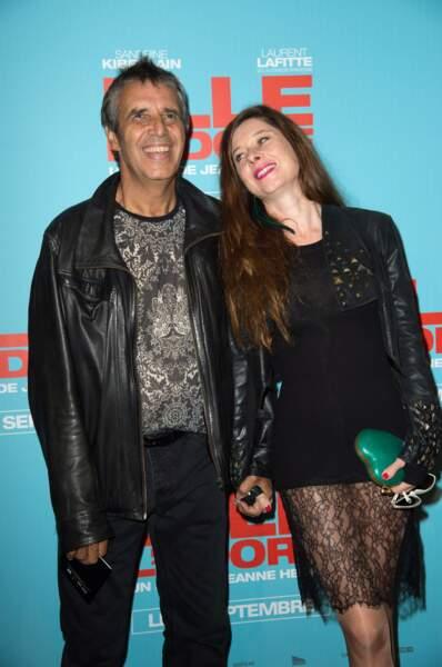 Julien Clerc se marie en 2004 avec Hélène de Grémillon, jeune romancière scénariste