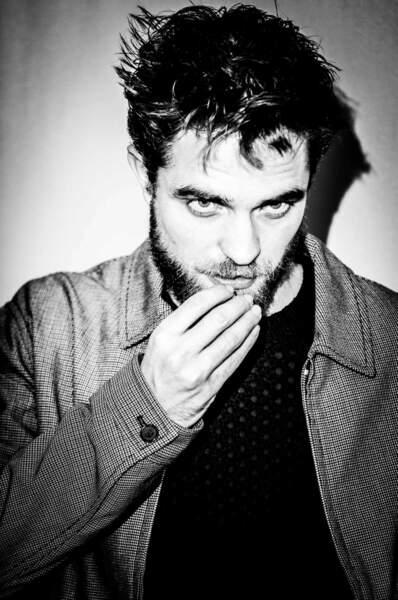 Robert Pattinson nous laisse... sans voix