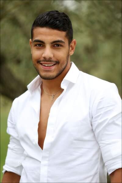 Karim, séducteur de La belle et ses princes presque charmants 3