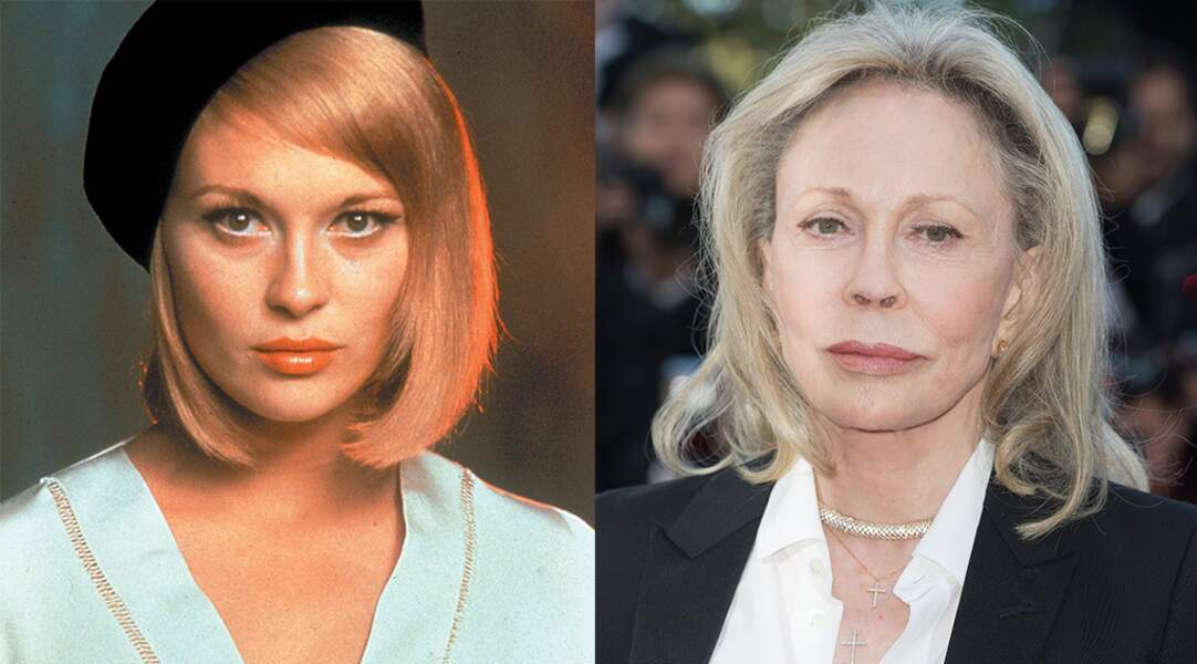 L'actrice Faye Dunaway.