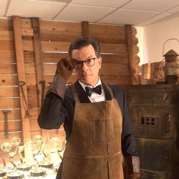 Stephen Colbert aujourd'hui