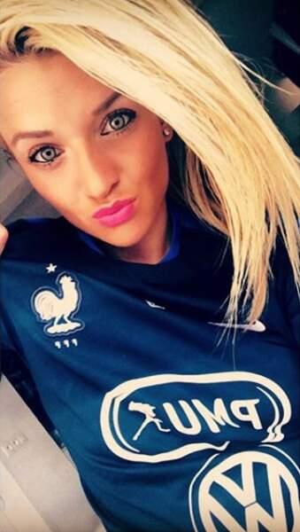 Très fidèle à Montpellier, elle évolue au club depuis ses 13 ans