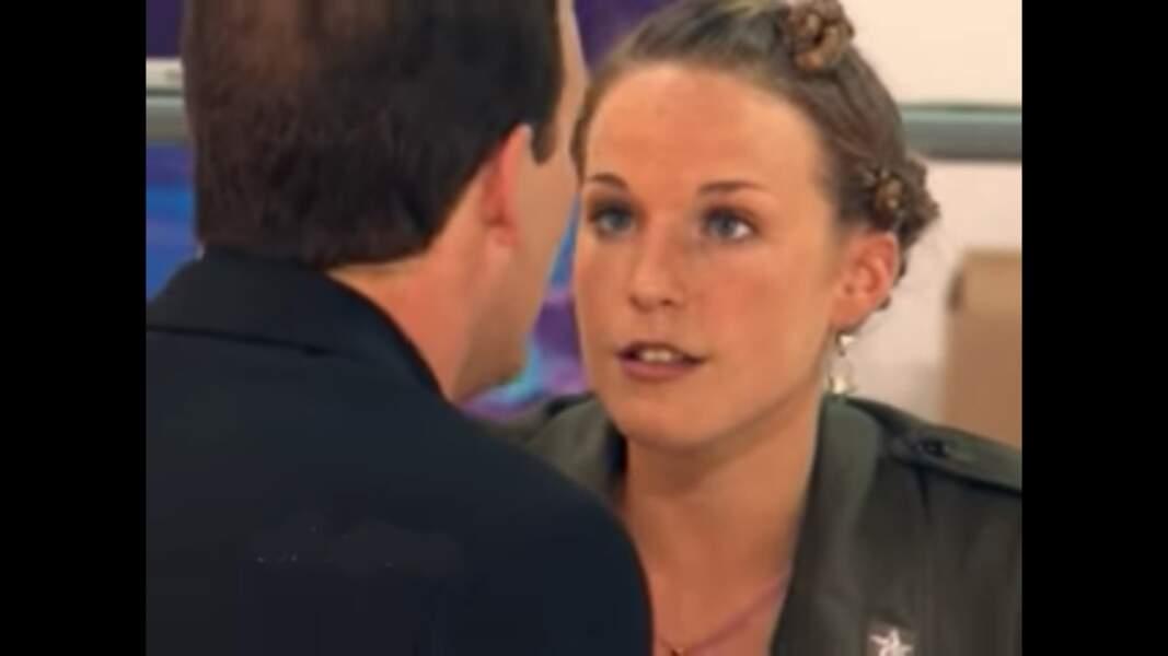 Plus belle la vie démarrait en 2004 avec l'arrivée au Mistral de sa fille Ninon (Aurélie Vaneck)