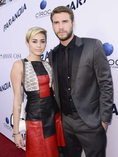 Miley Cyrus et Liam Hemsworth ont remis le couvert et se sont même fiancés !