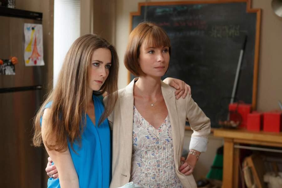 Les deux actrices sont revenues pour le dernier épisode de la série