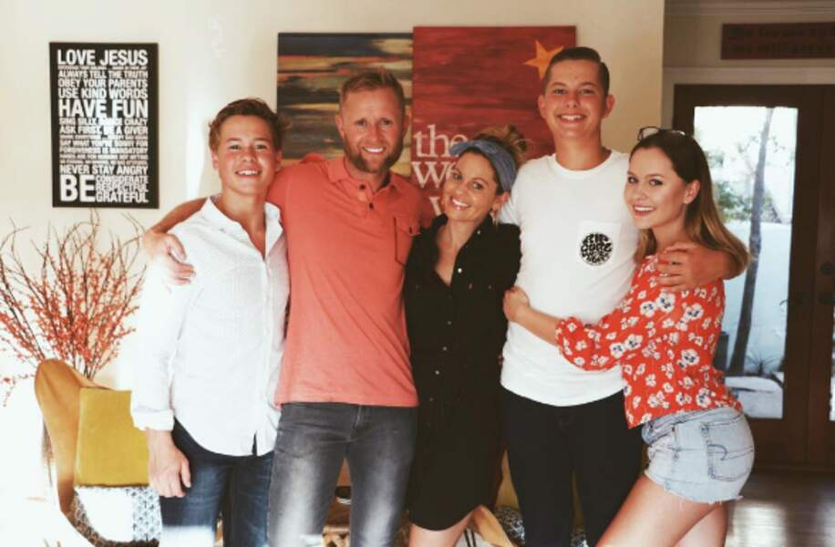 Natasha a deux frères, Lev et Maksim. Une jolie petite famille !