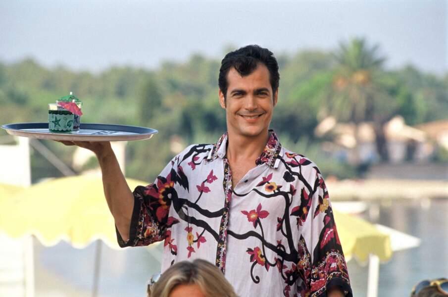 Luis Marques a été Paolo Lorenzi, le directeur général du groupe Lorenzi et mari de Jessica.
