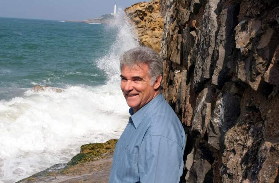 Depuis 1980, Georges Pernoud présente Thalassa, le magazine de la mer (France 3)