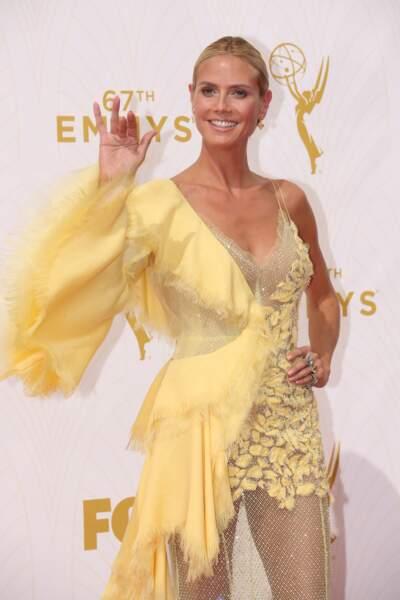 Heidi Klum bientôt au casting de Danse avec les stars ?