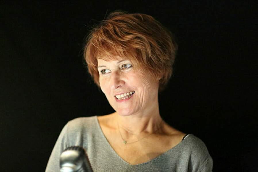 La comédienne Céline Monsarrat