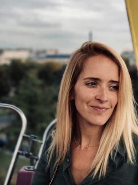 La jeune femme de 31 ans travaille aujourd'hui dans le commerce et le marketing