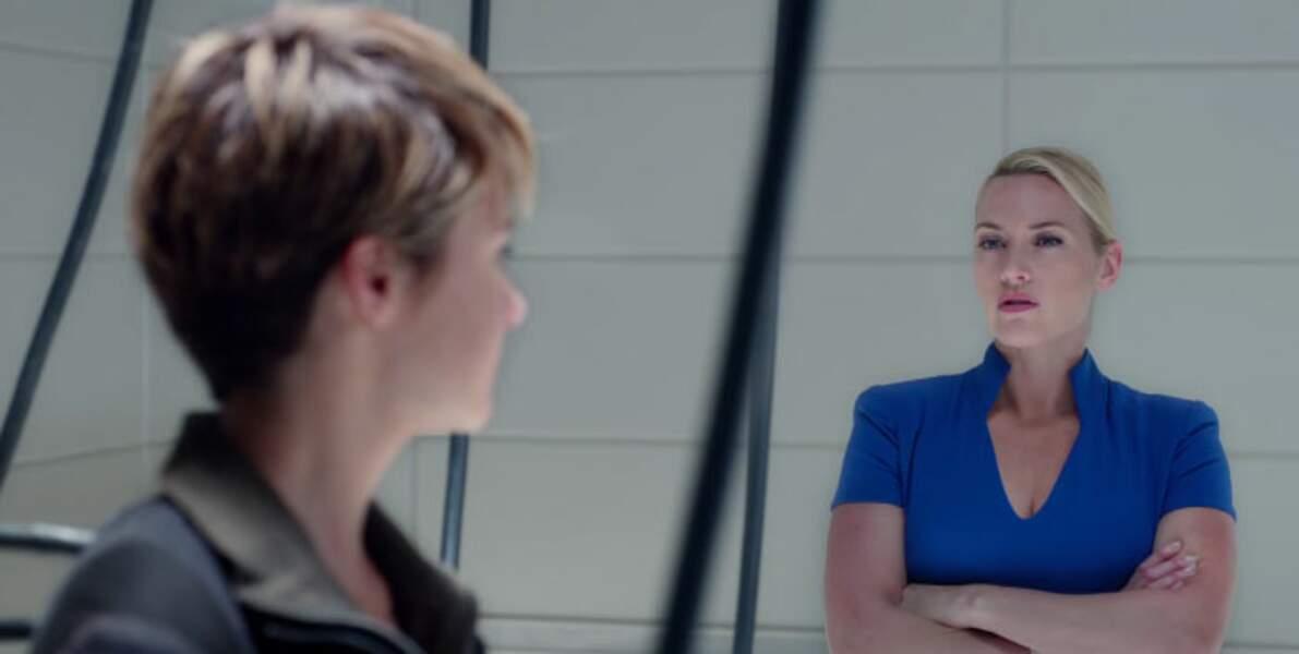 Kate Winslet (Jeanine Matthews) est toujours aussi machiavélique...